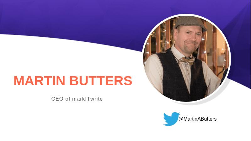 Martin Butters