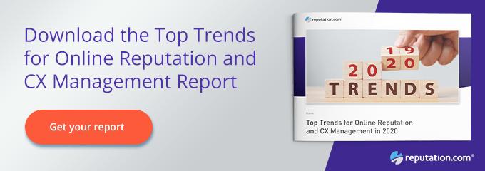 Top trends CX report