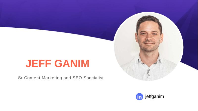 Jeff Ganim