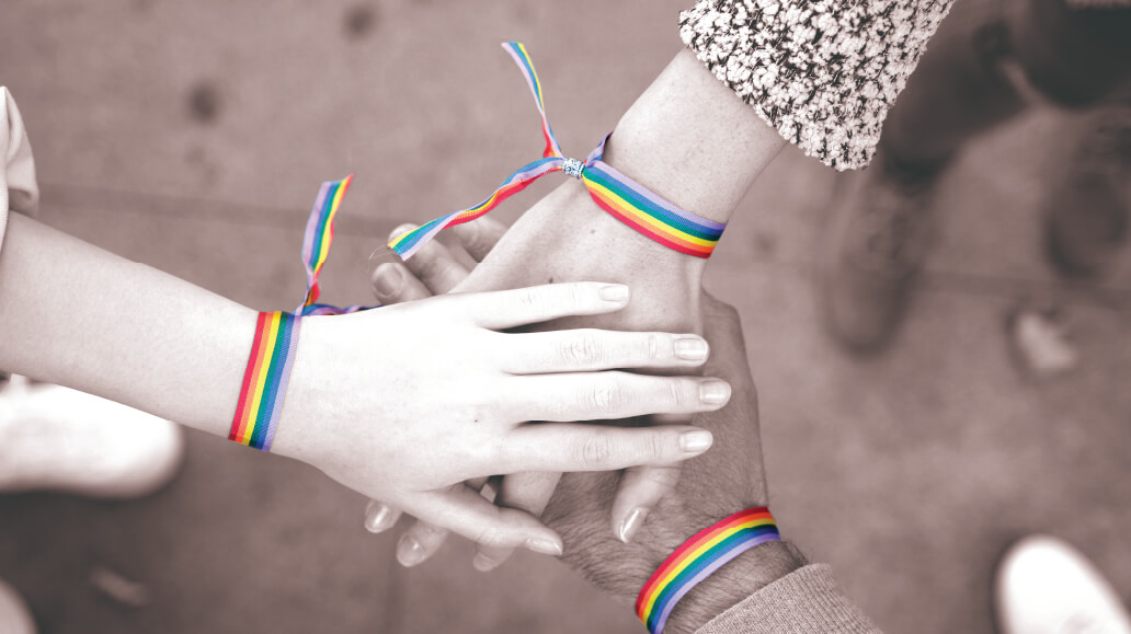 How to be an LGBTQ ally